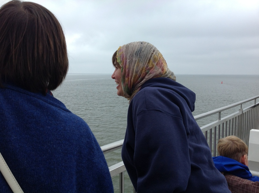 Like seafarers