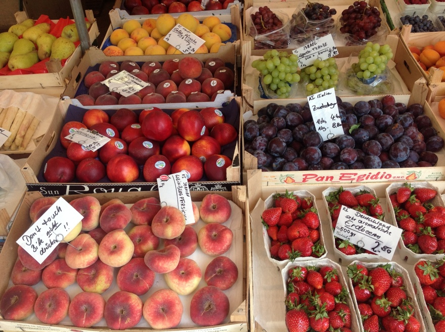 Fruits from,any countries