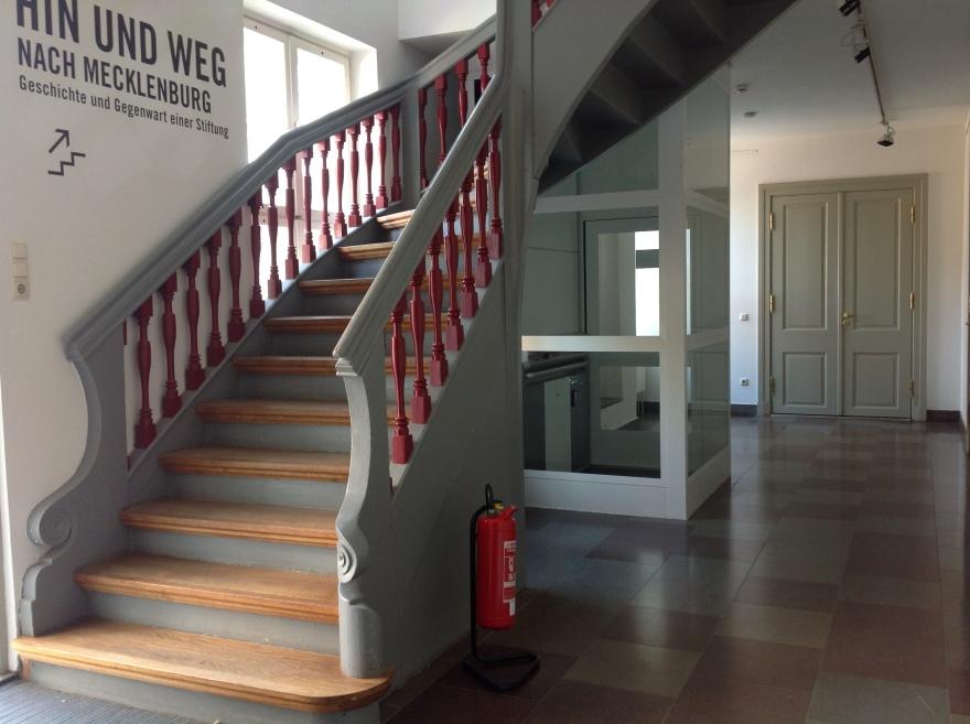 A fine stairwell