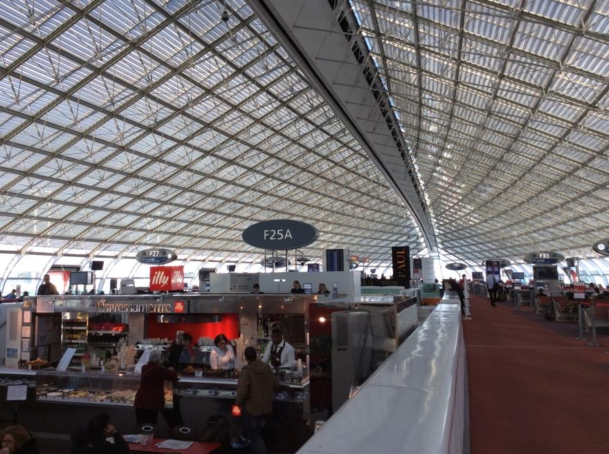 Charles de Gaulle Terminal