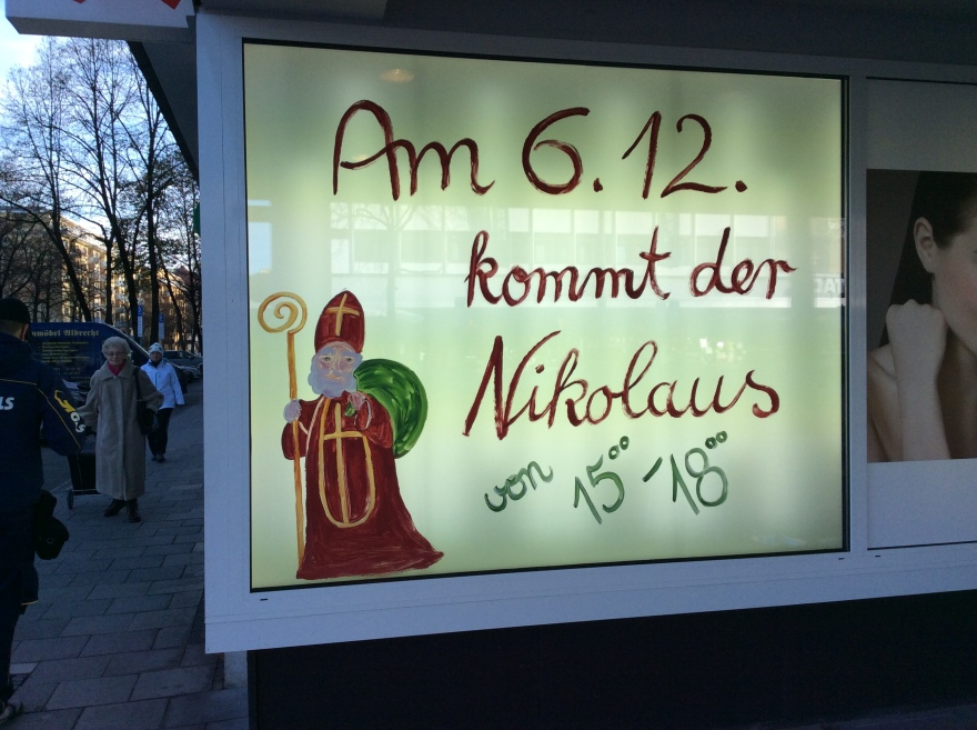 The long awaited St. Nicholas Day