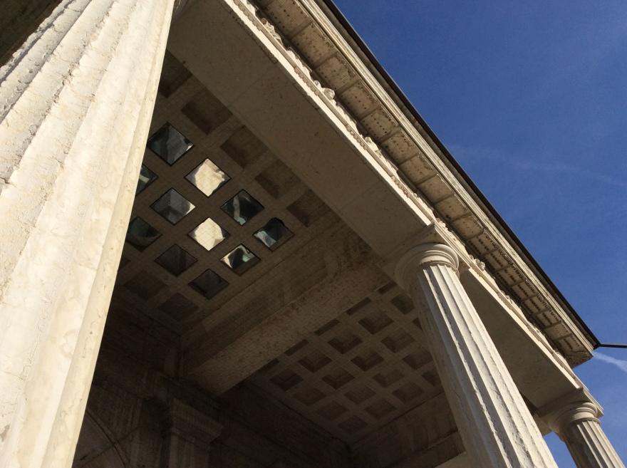 Academie des Beaux Arts with Doric columns