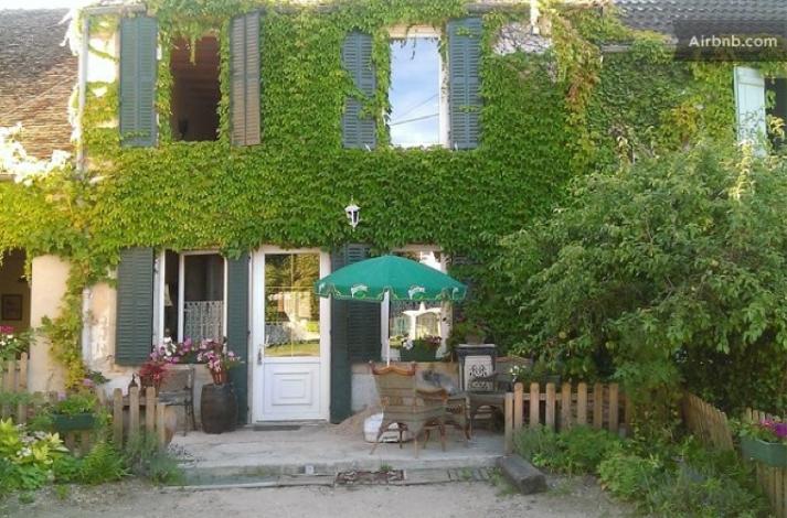 Our Burgundy gîte