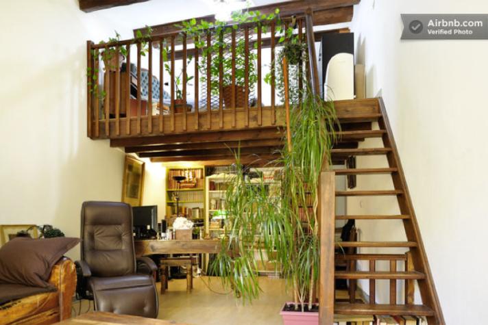 Our Lyon apartment