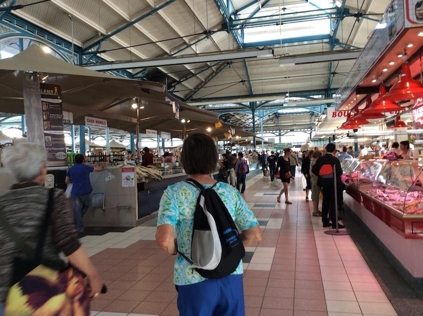 Les Halles - a great food market
