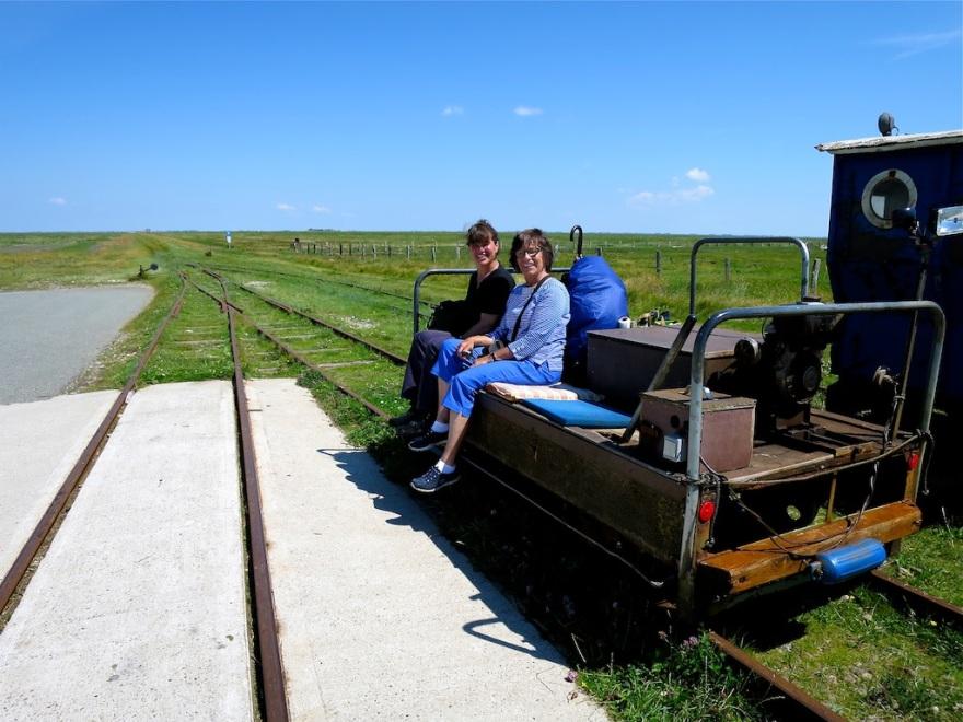 A Zippy Ride Across the Wattenmeer
