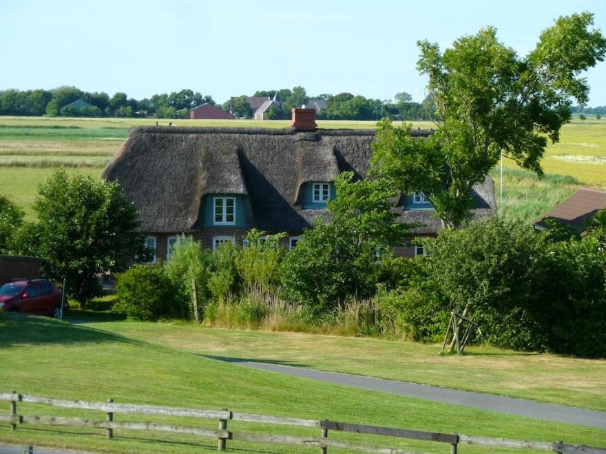 A North Frisian Farmhouse