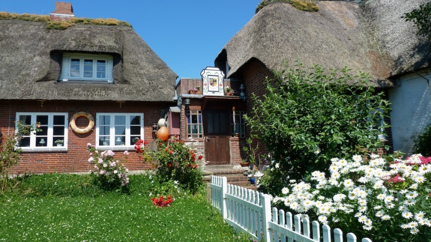 Lovely Frisian House