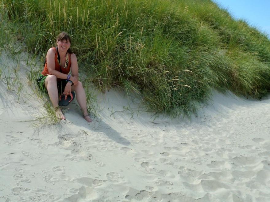 The Amrum Dunes