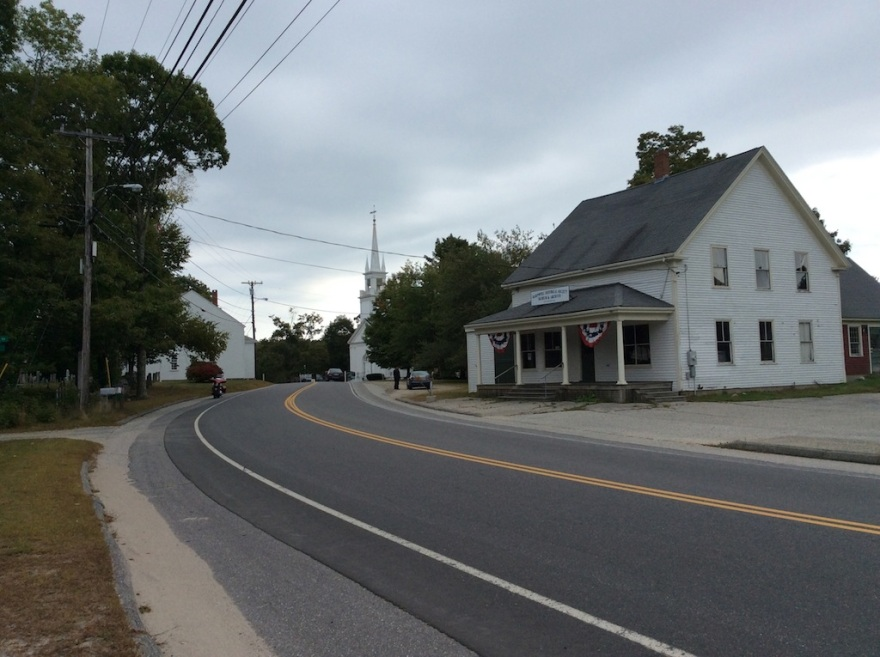 """""""Downtown"""" Harpswell"""