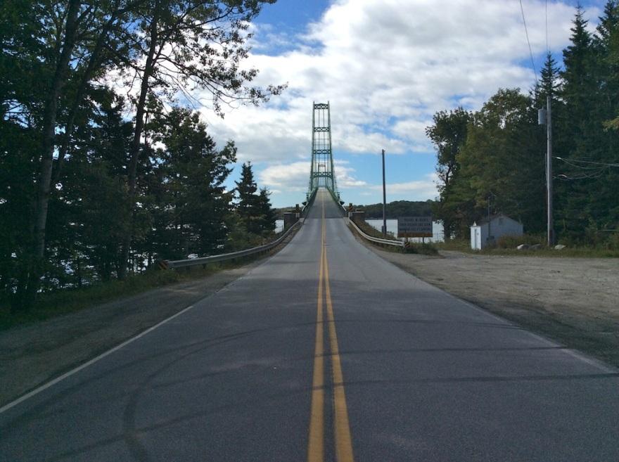 Bridge to Deer Isle