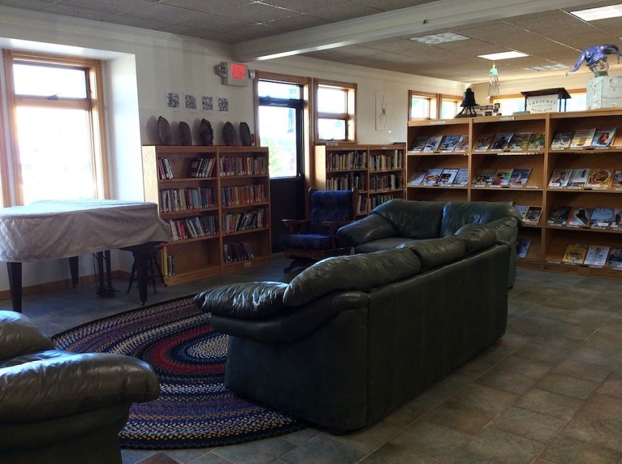 Lubec public library