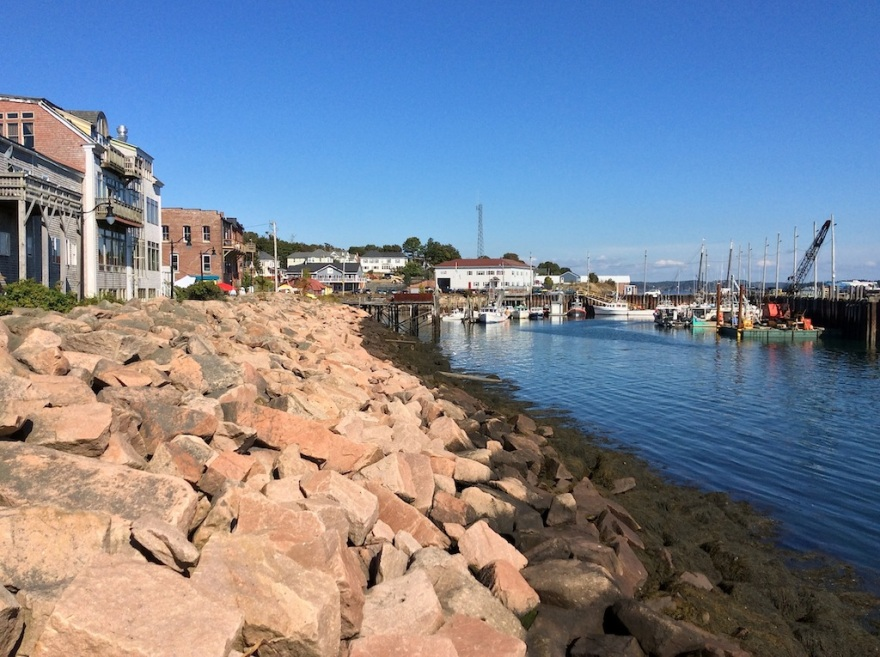 Eastport harbor