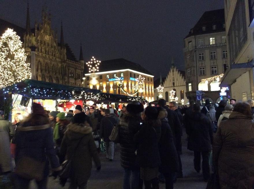 The heart of Munich