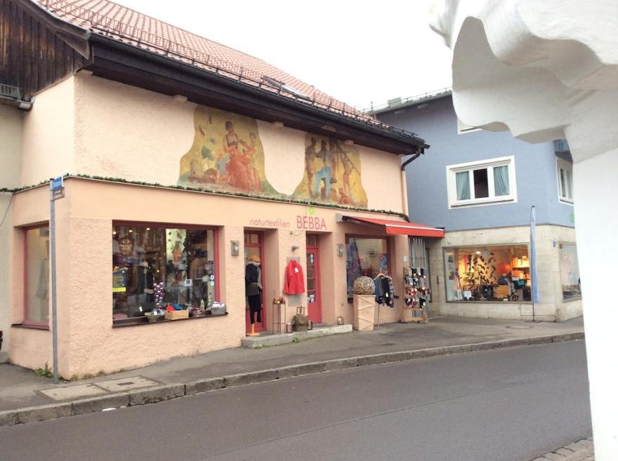 The natural fabrics store, Bebba