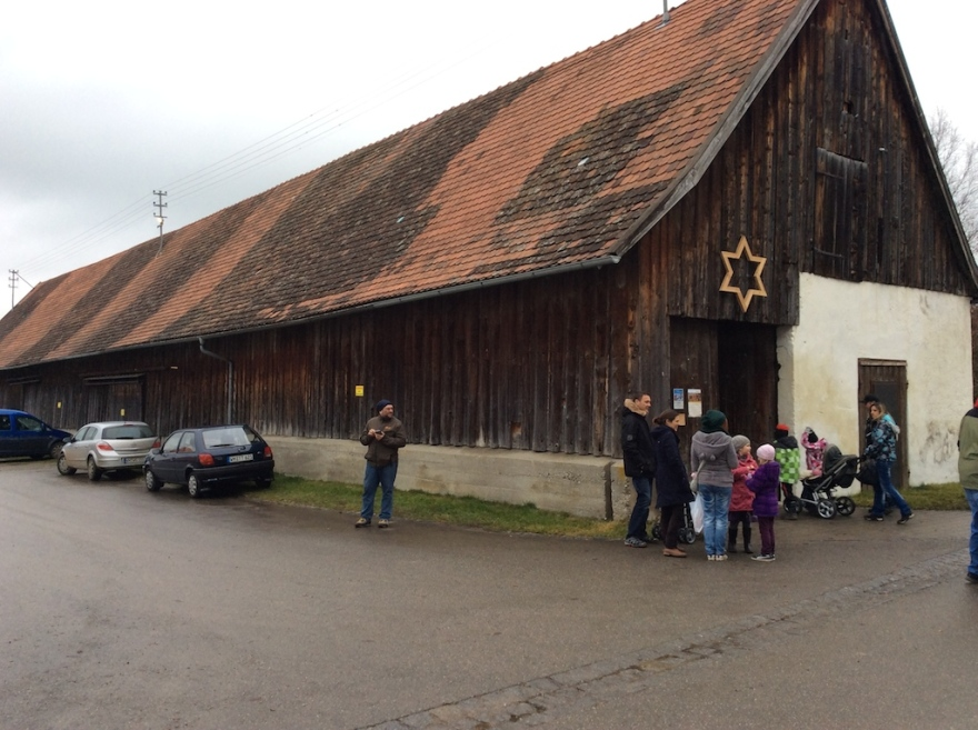 Tithing barn