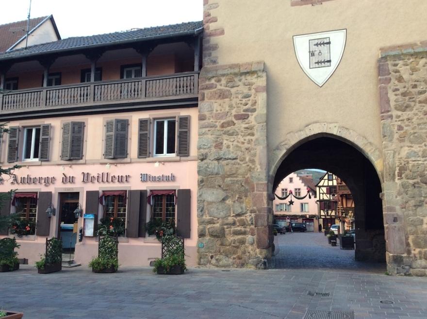 Gateway into Turkheim
