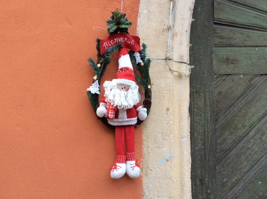 Here's Santa