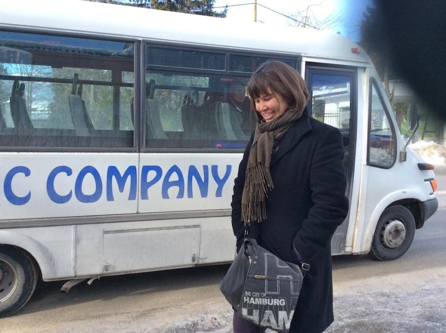 bus to Struga