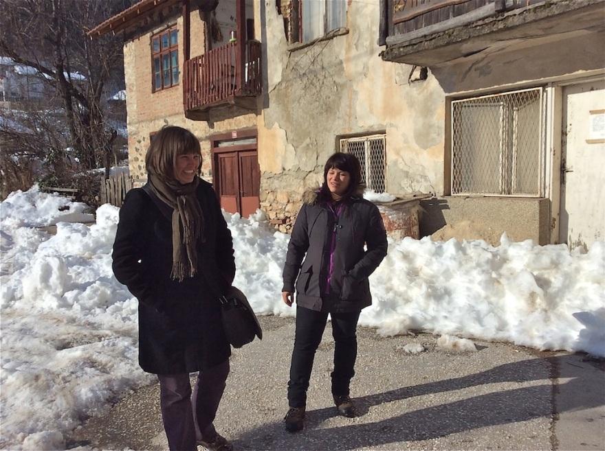 Jovana and Suzi