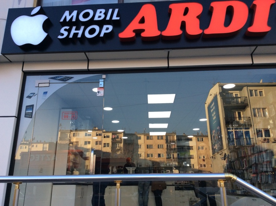 Mobil Shop