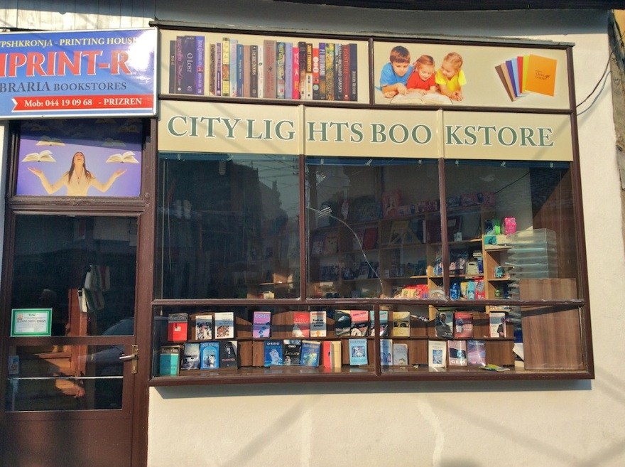 Did this bookstore borrow it's name from someplace well known?