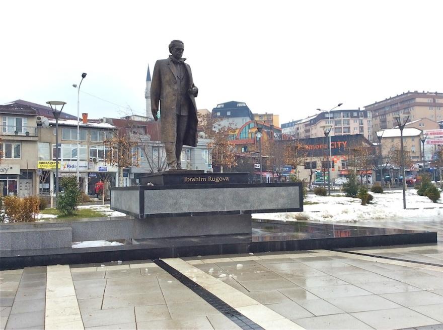 Ibrahim Rugova - First President of Kosovo