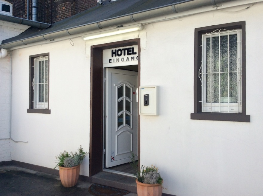 Our fine, little hotel with friendly, helpful staff