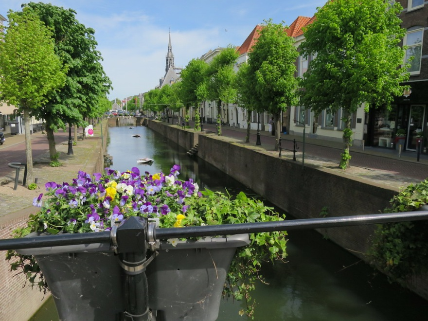 Canals are a given. They will always exist in the Netherlands.