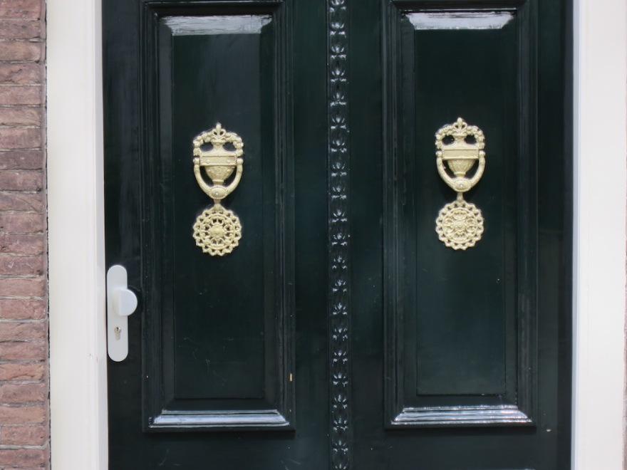 Classy door fixtures
