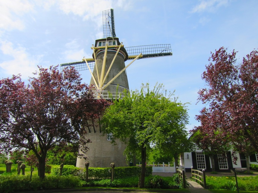 Another fine and well preserved windmill