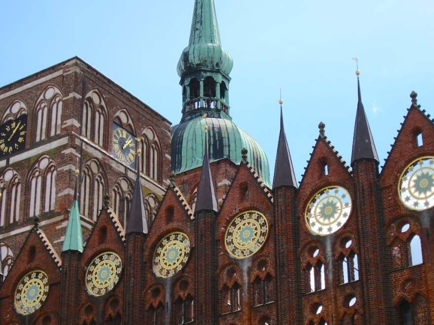 City Hall, the Rathaus