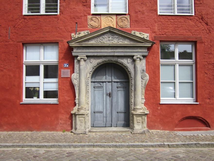 A fine entryway