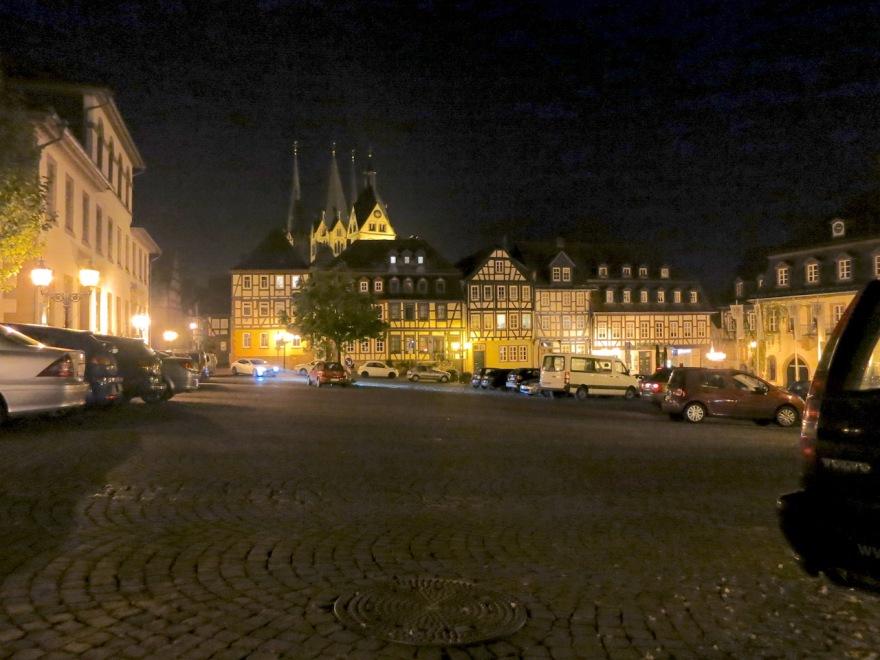 Gelnhausen, Upper Market Square