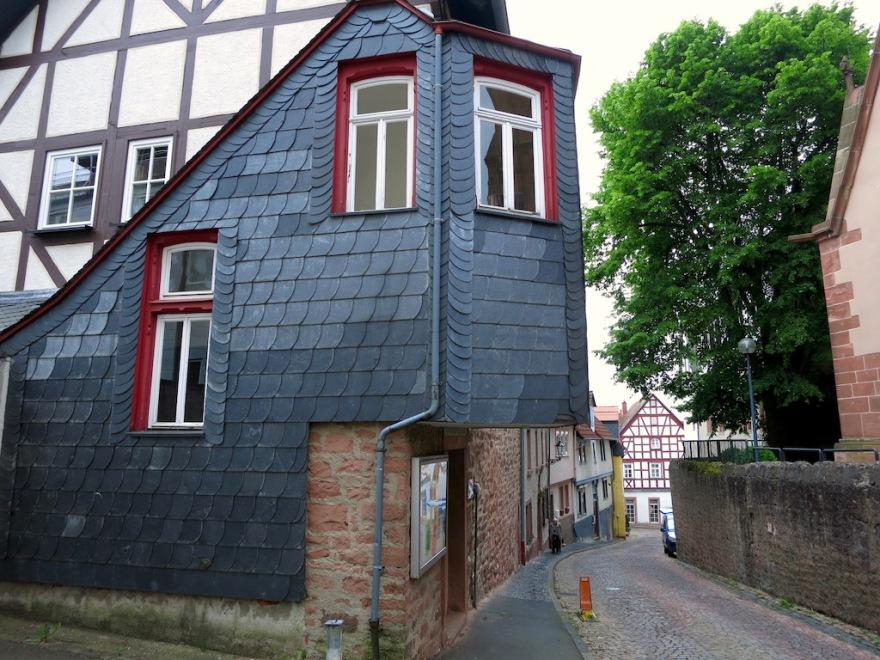 Curious house