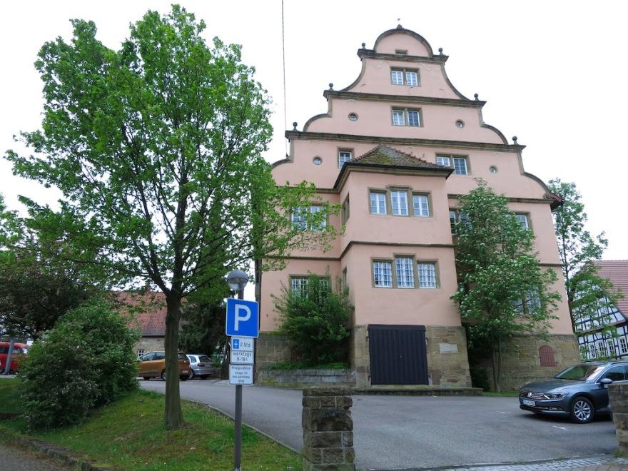 Zaberfeld city hall annex