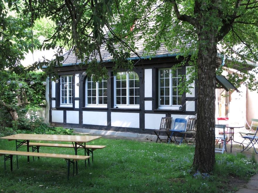 Our vacation cottage, or Ferienwohnung