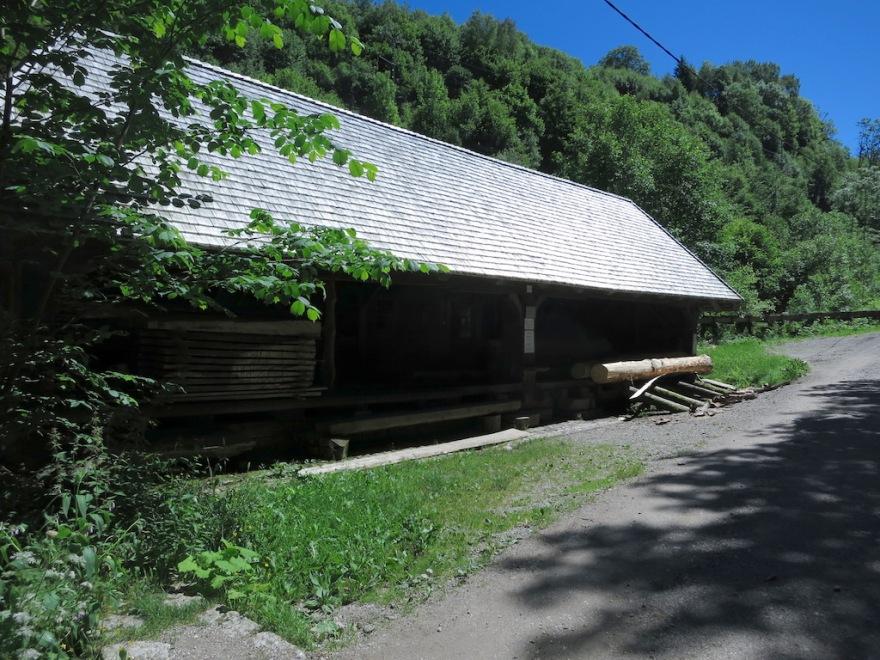 Restored sawmill