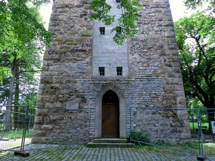 Watch tower entry