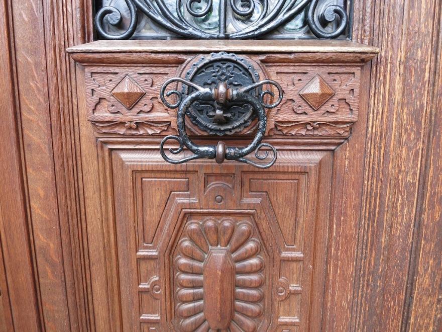Fine door
