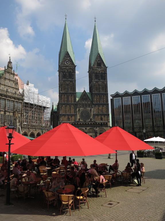 Bremen's market square