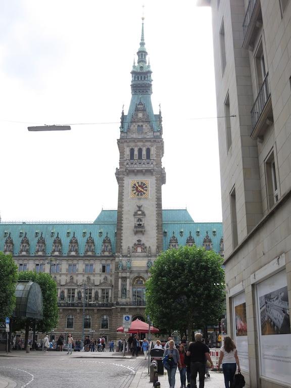 City Hall, or Rathaus