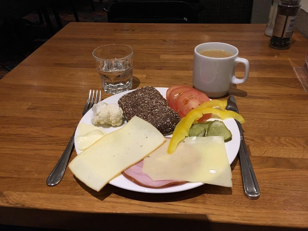 Breakfast Dungeon Domination