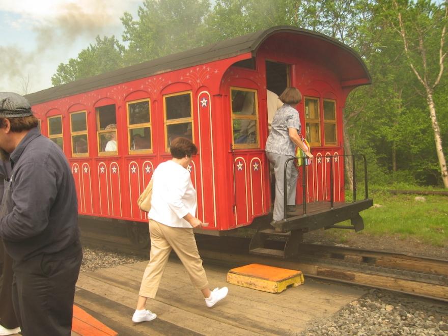 föhr train