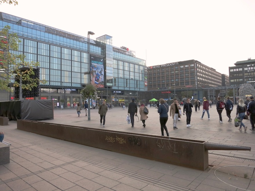 Helsinki tourist
